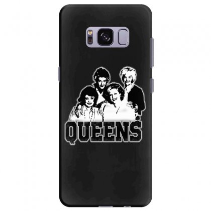 The Queens Samsung Galaxy S8 Plus Case Designed By Pinkanzee