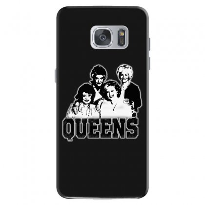 The Queens Samsung Galaxy S7 Case Designed By Pinkanzee