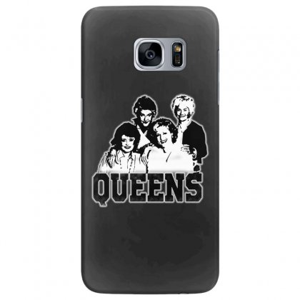 The Queens Samsung Galaxy S7 Edge Case Designed By Pinkanzee