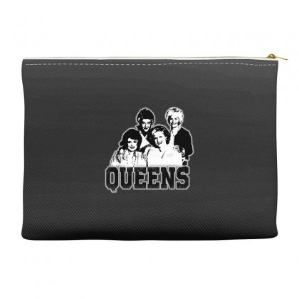 The Queens Accessory Pouches Designed By Pinkanzee