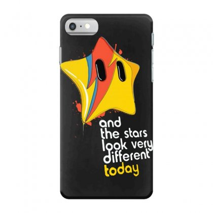 Stars Iphone 7 Case Designed By Pinkanzee