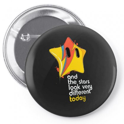 Stars Pin-back Button Designed By Pinkanzee