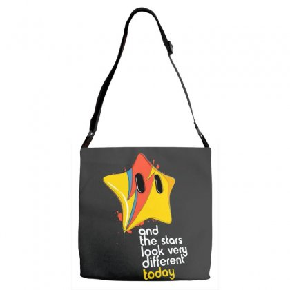 Stars Adjustable Strap Totes Designed By Pinkanzee
