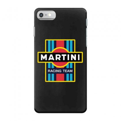 Martini Racing Team Iphone 7 Case Designed By Pinkanzee