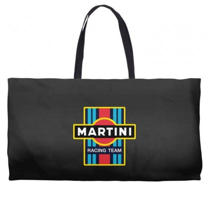 Martini Racing Team Weekender Totes Designed By Pinkanzee