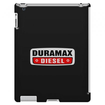 Duramax Diesel Ipad 3 And 4 Case Designed By Pinkanzee