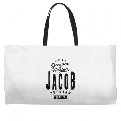 Jacob Weekender Totes Designed By Chris Ceconello