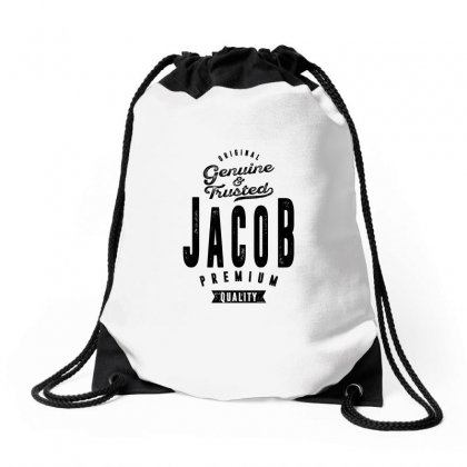 Jacob Drawstring Bags Designed By Chris Ceconello