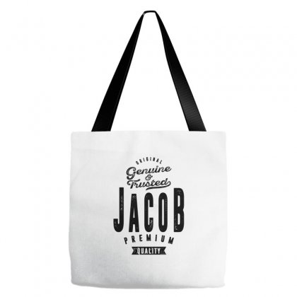Jacob Tote Bags Designed By Chris Ceconello