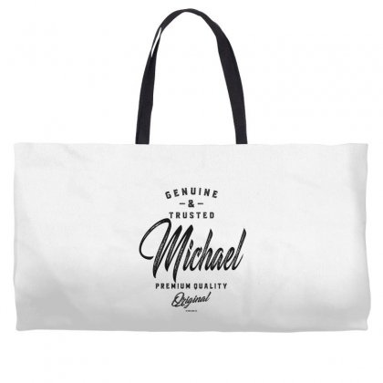 Michael Weekender Totes Designed By Chris Ceconello