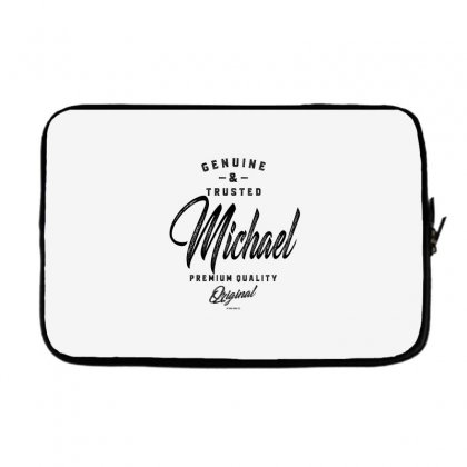 Michael Laptop Sleeve Designed By Chris Ceconello