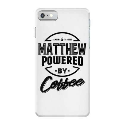 Matthew Iphone 7 Case Designed By Chris Ceconello