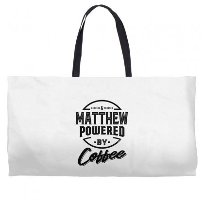 Matthew Weekender Totes Designed By Chris Ceconello