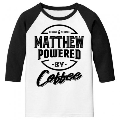 Matthew Youth 3/4 Sleeve Designed By Chris Ceconello