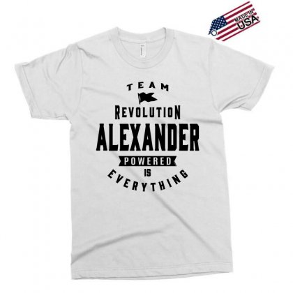 Alexander Exclusive T-shirt Designed By Chris Ceconello