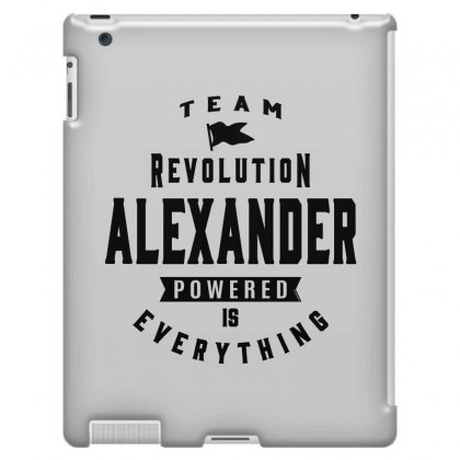 Alexander Ipad 3 And 4 Case Designed By Chris Ceconello