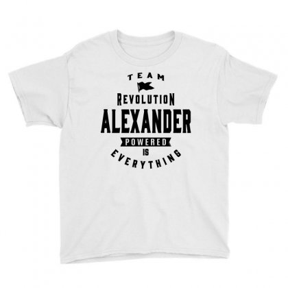 Alexander Youth Tee Designed By Chris Ceconello