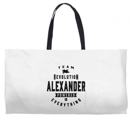 Alexander Weekender Totes Designed By Chris Ceconello
