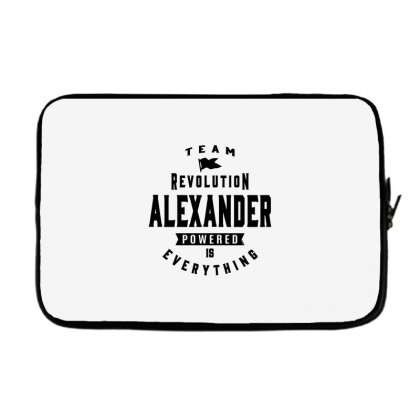 Alexander Laptop Sleeve Designed By Chris Ceconello