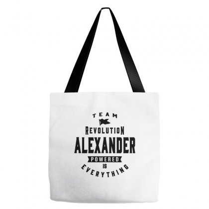 Alexander Tote Bags Designed By Chris Ceconello