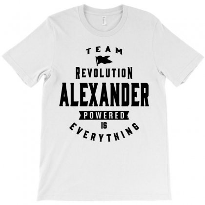 Alexander T-shirt Designed By Chris Ceconello
