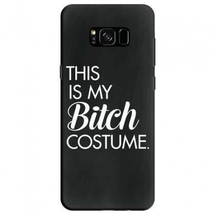 Costume Samsung Galaxy S8 Case Designed By Disgus_thing