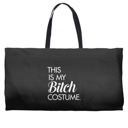 Costume Weekender Totes Designed By Disgus_thing
