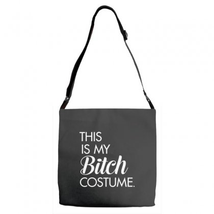 Costume Adjustable Strap Totes Designed By Disgus_thing