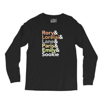 Gilmore Girls Long Sleeve Shirts Designed By Disgus_thing