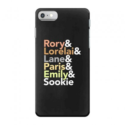 Gilmore Girls Iphone 7 Case Designed By Disgus_thing