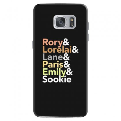 Gilmore Girls Samsung Galaxy S7 Case Designed By Disgus_thing