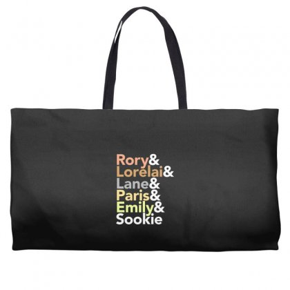 Gilmore Girls Weekender Totes Designed By Disgus_thing