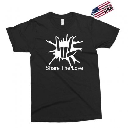Share The Love Exclusive T-shirt Designed By Satrio Art