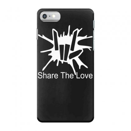 Share The Love Iphone 7 Case Designed By Satrio Art