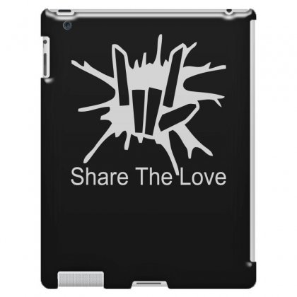 Share The Love Ipad 3 And 4 Case Designed By Satrio Art