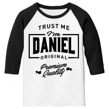 Daniel Youth 3/4 Sleeve Designed By Chris Ceconello