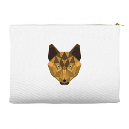 Golden Wolf Accessory Pouches Designed By Jamalsalem79