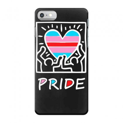I Love The 80's Funny Retro Heart Iphone 7 Case Designed By Aheupote