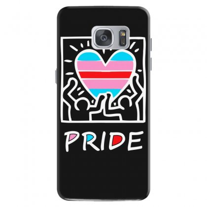 I Love The 80's Funny Retro Heart Samsung Galaxy S7 Case Designed By Aheupote
