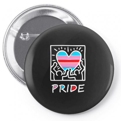 I Love The 80's Funny Retro Heart Pin-back Button Designed By Aheupote