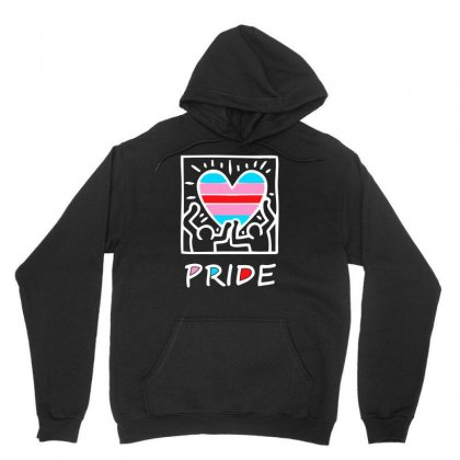 I Love The 80's Funny Retro Heart Unisex Hoodie Designed By Aheupote