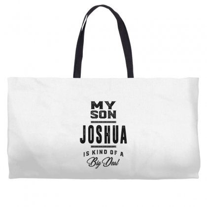 Joshua Weekender Totes Designed By Chris Ceconello