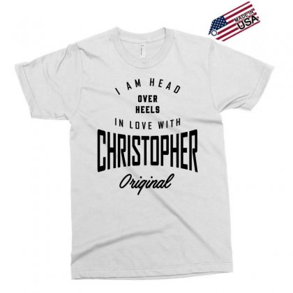 Christopher Exclusive T-shirt Designed By Chris Ceconello