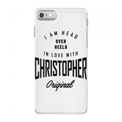 Christopher Iphone 7 Case Designed By Chris Ceconello
