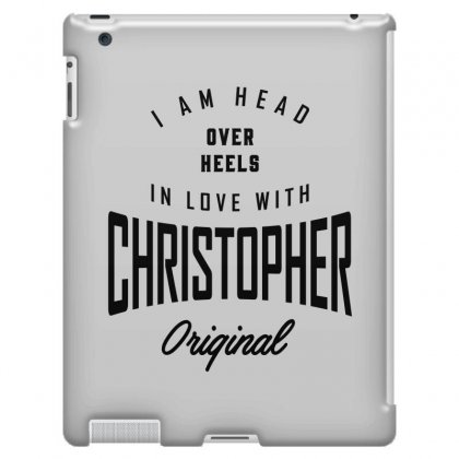 Christopher Ipad 3 And 4 Case Designed By Chris Ceconello