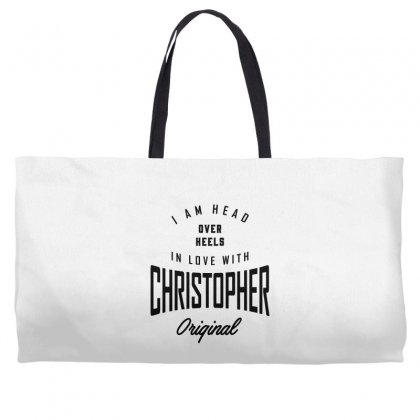 Christopher Weekender Totes Designed By Chris Ceconello