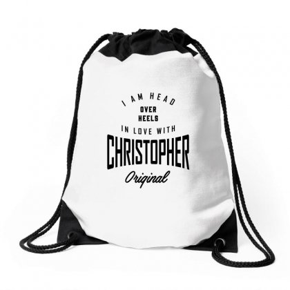 Christopher Drawstring Bags Designed By Chris Ceconello