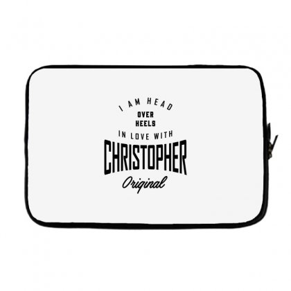 Christopher Laptop Sleeve Designed By Chris Ceconello