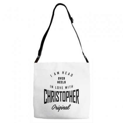 Christopher Adjustable Strap Totes Designed By Chris Ceconello