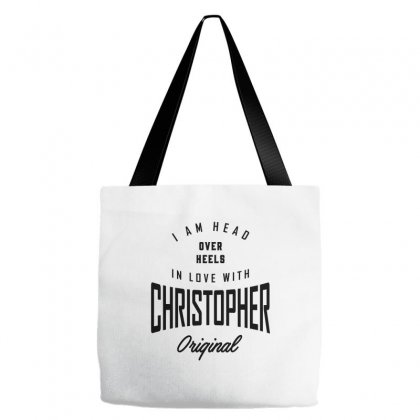 Christopher Tote Bags Designed By Chris Ceconello